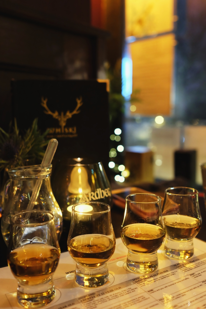 best whisky room in edinburgh