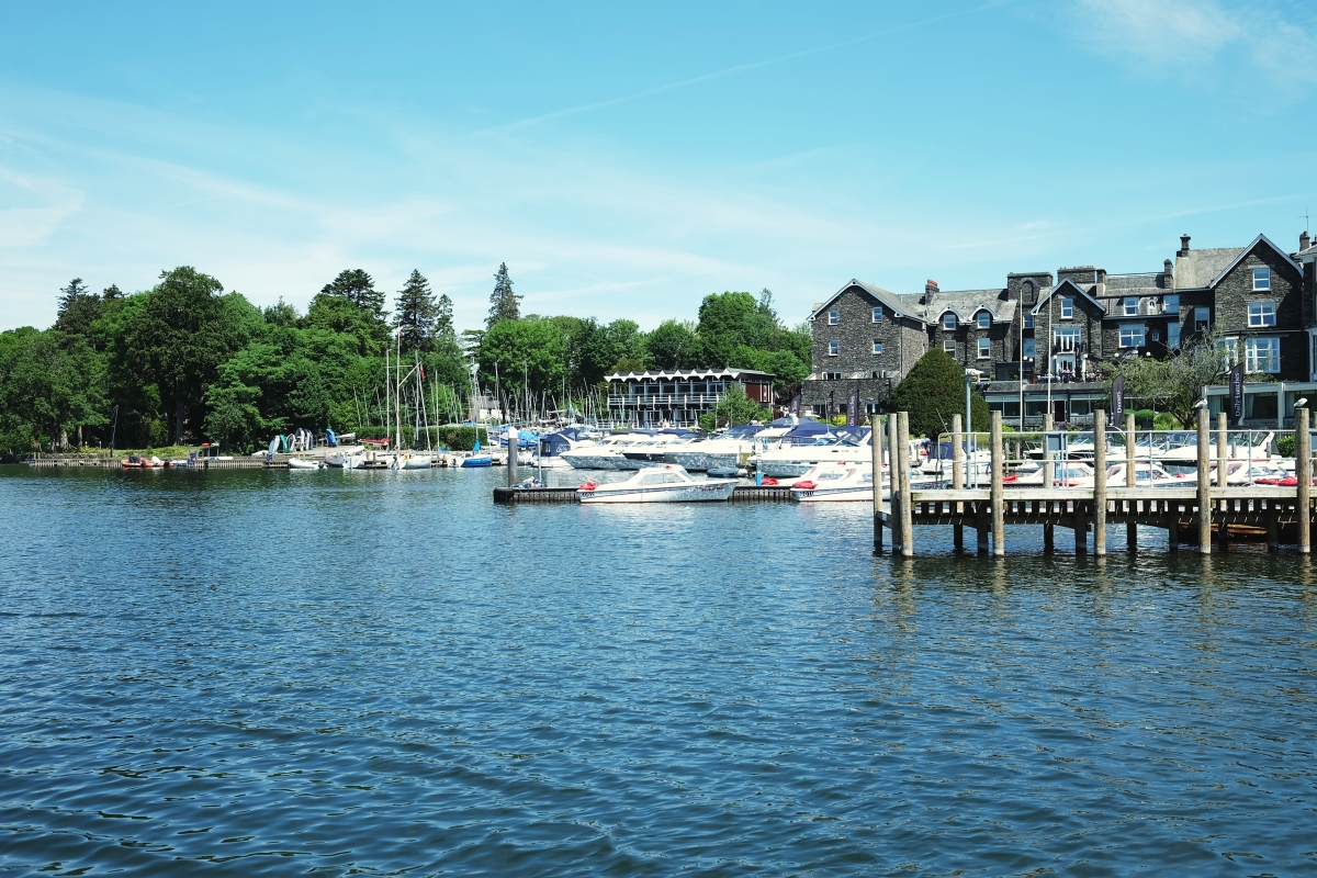 Places to eat in Windermere