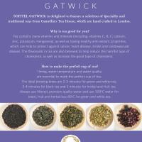 Camellia's Tea House x Sofitel Gatwick