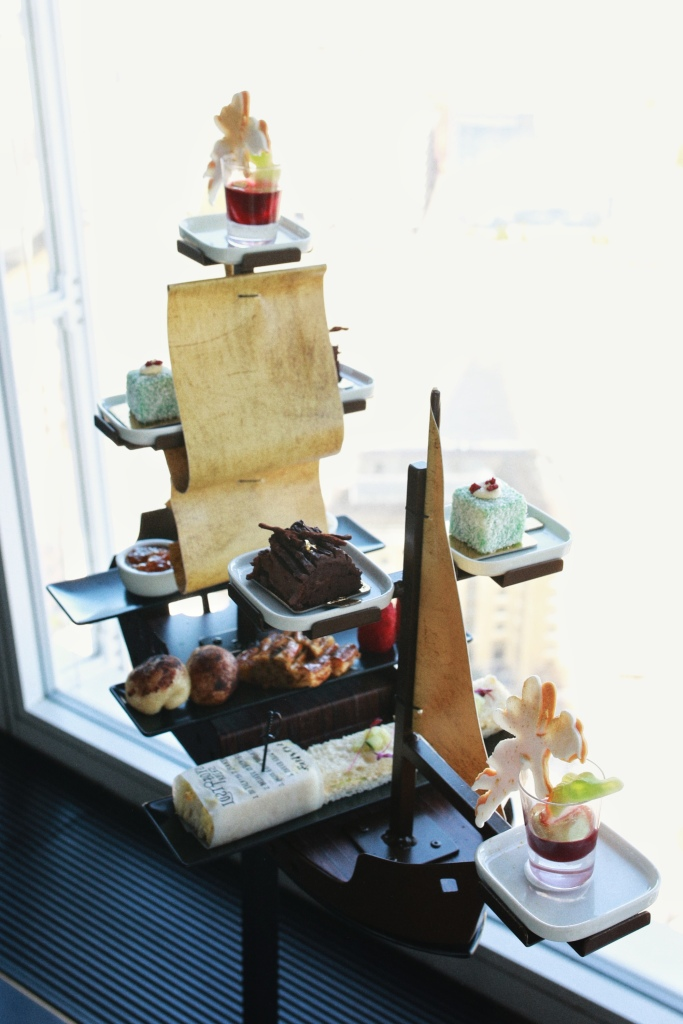 Peter Pan Afternoon Tea at Aqua Shard London