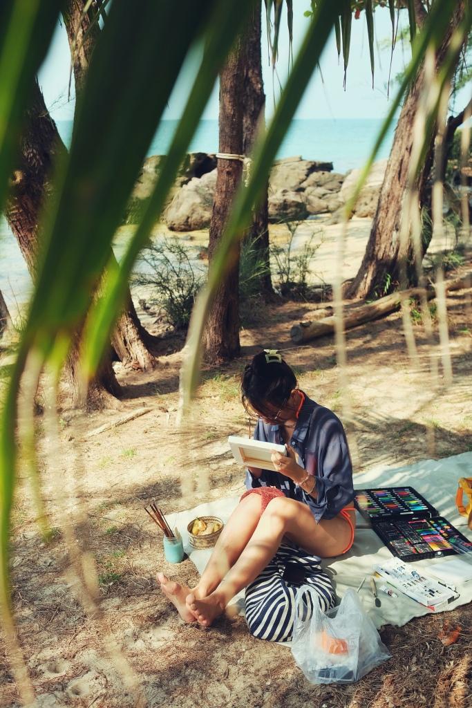 du lịch đảo phú quốc; review resort mango bay phú quốc