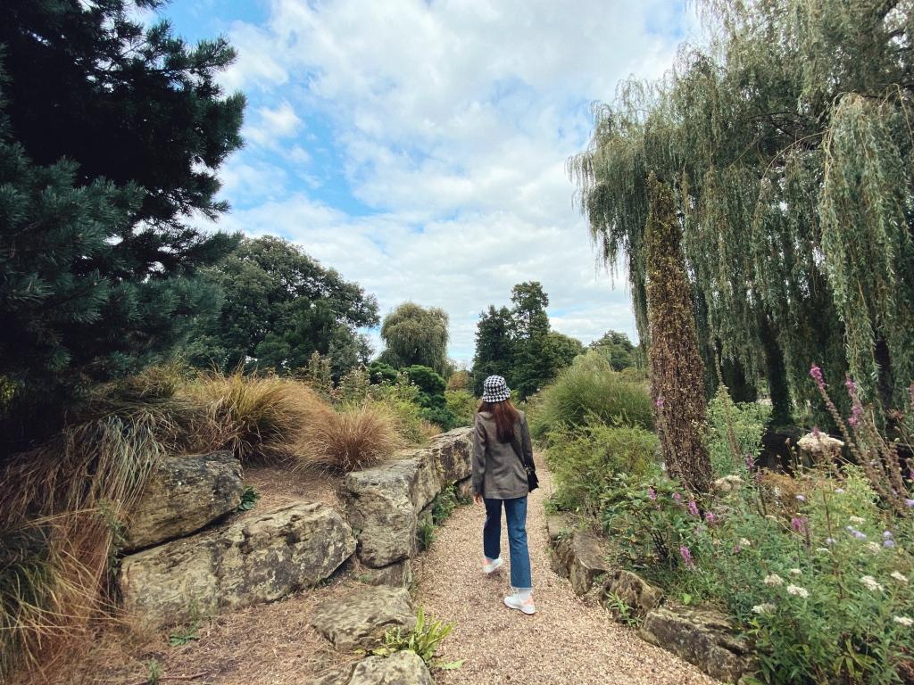 công viên Regent's Park - cuộc sống du học sinh ở London