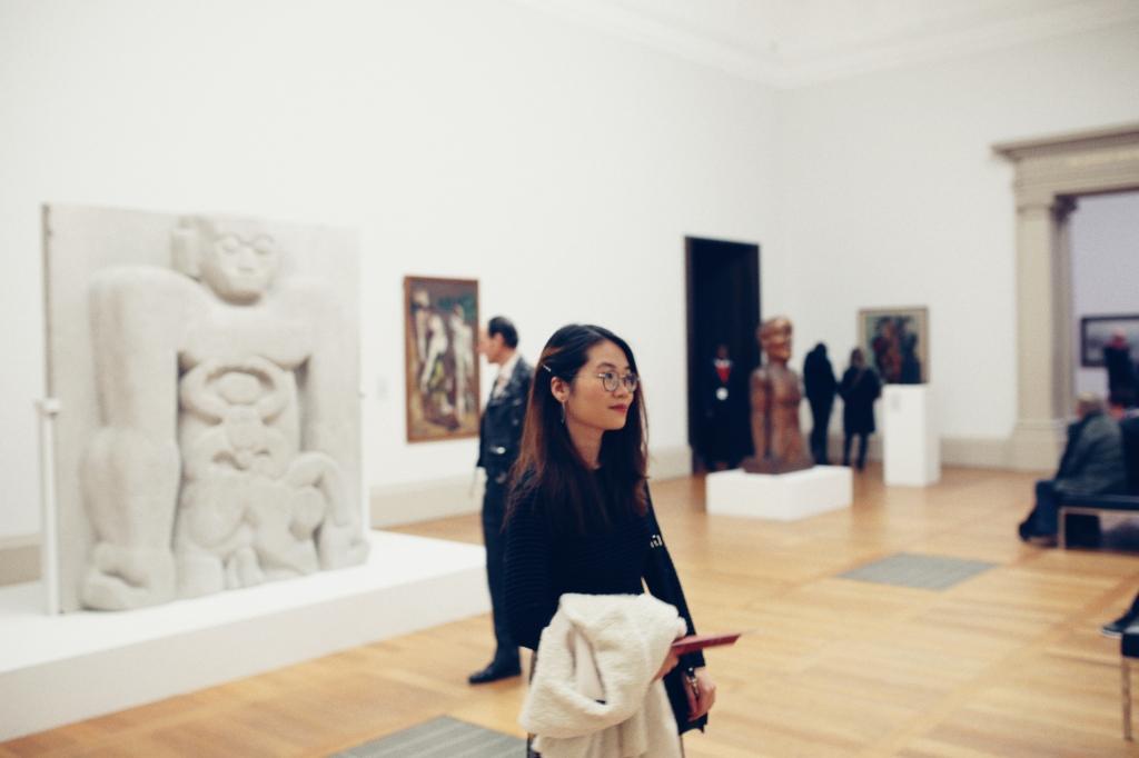 bảo tàng Tate Britain - cuộc sống du học sinh ở London
