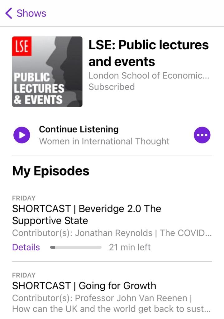 Nghe Podcast có gì hay?